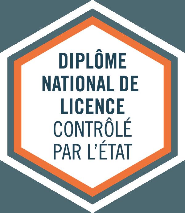 Licence contrôlée par l'état
