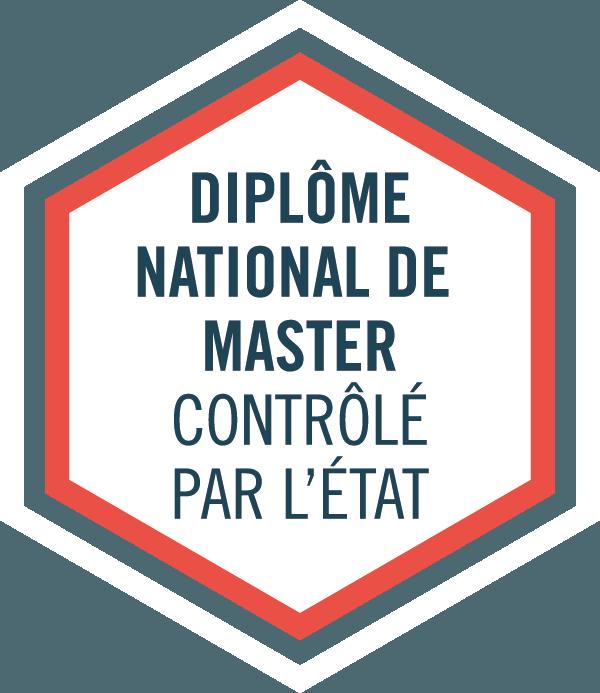 Formation contrôlée par l'état Master